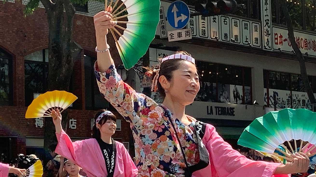 cokoguri - Discover Sendai: Aoba Festival