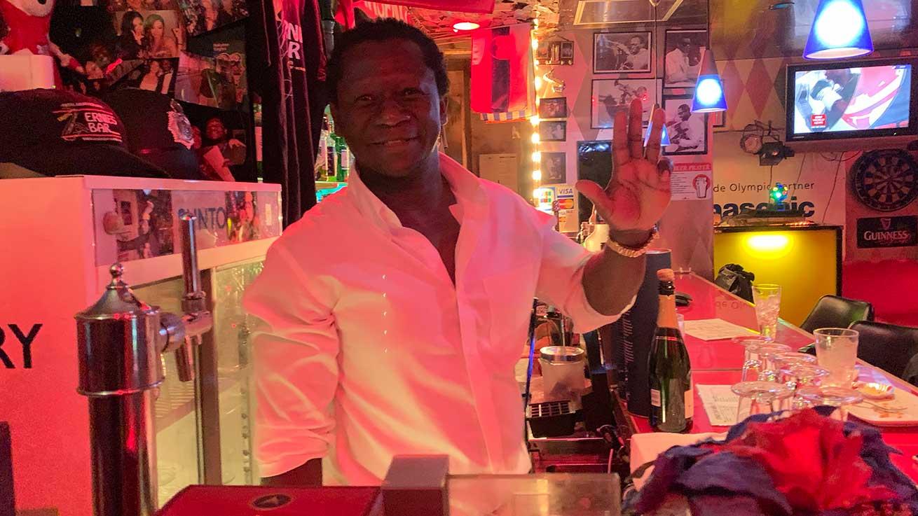cokoguri - Discover Sendai: Ernie's Bar