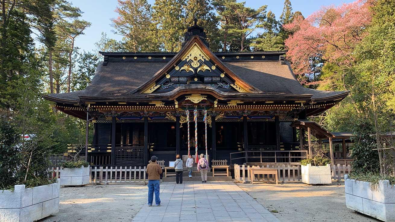 cokoguri - Discover Sendai: Osaki Hachimangu