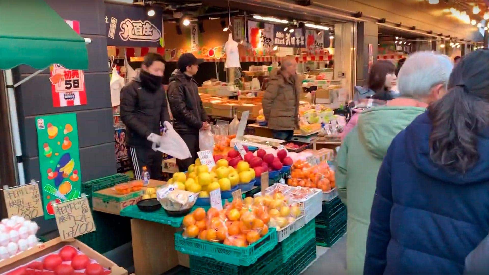 cokoguri - innovative digital nomads - aomori famous foodssendai's asaichi morning market