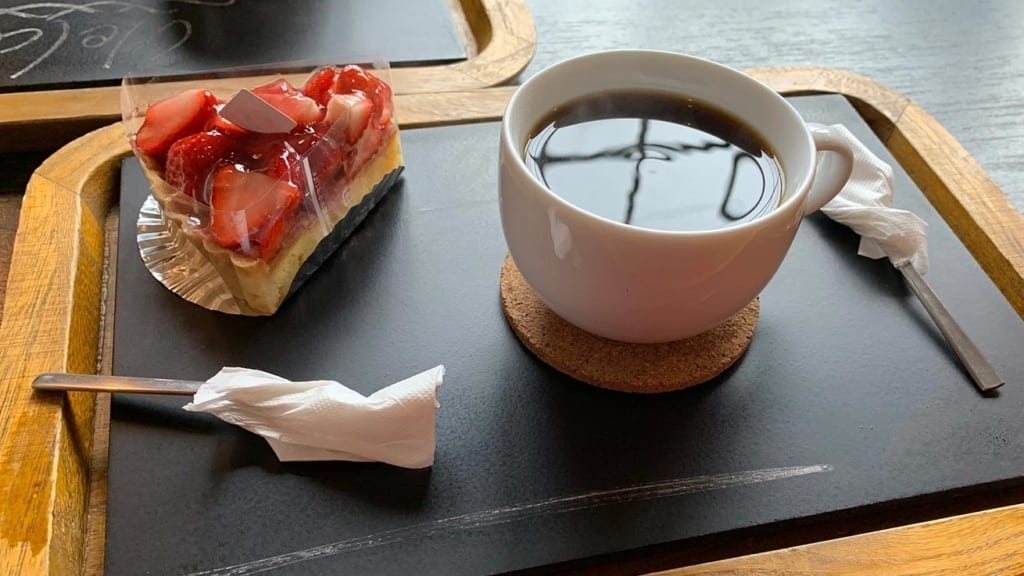 cokoguri - Patisserie Mythique - Coffee Set
