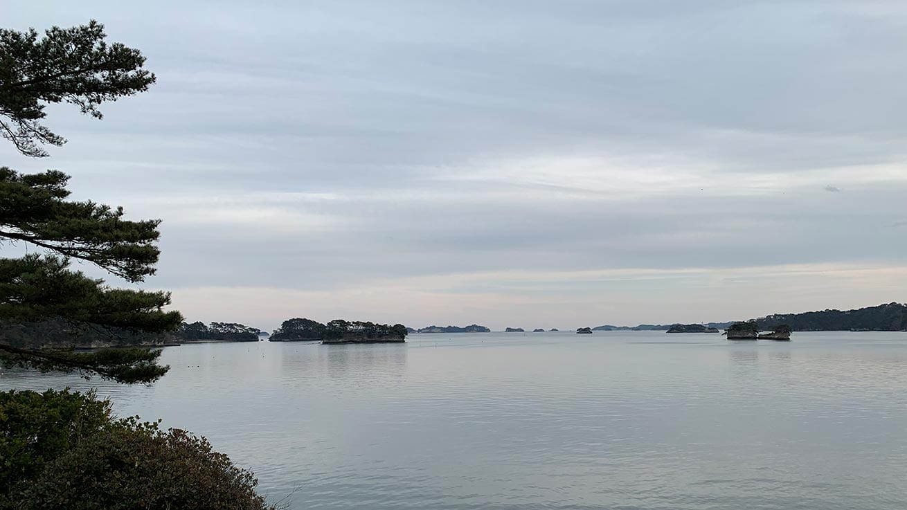 cokoguri - Matsushima Bay, One of Japan's Three Most Beautiful Views