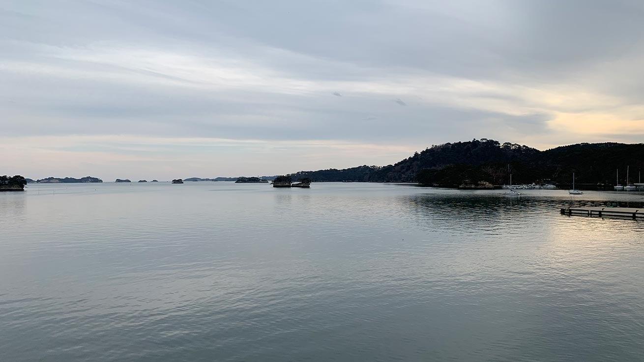 cokoguri - View of Matsushima Bay