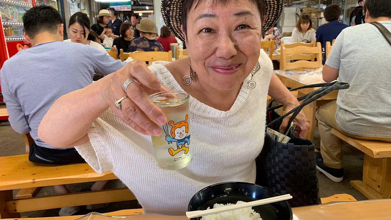 cokoguri - Breakfast Sake