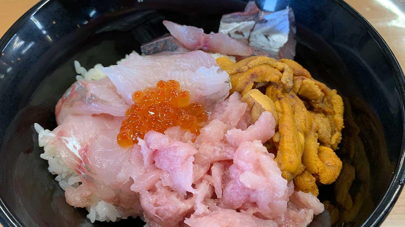cokoguri - Breakfast Sushi Rice Bowl