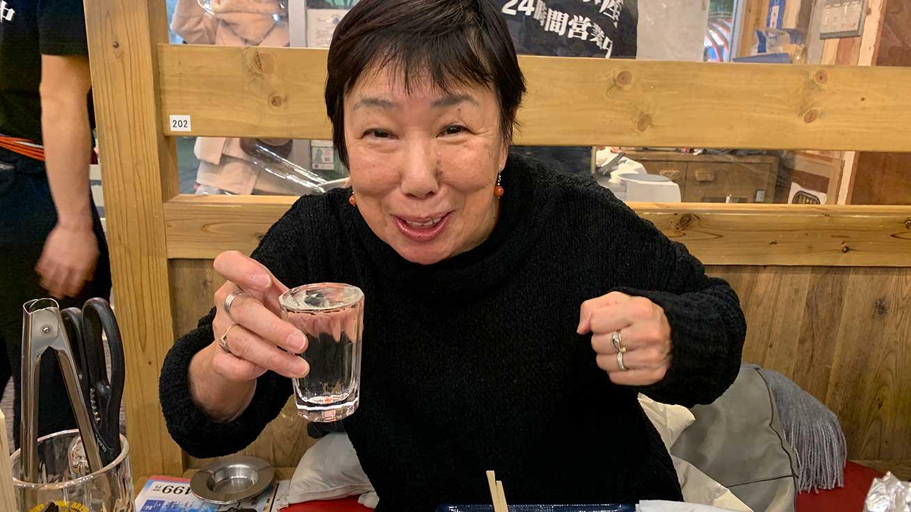 cokoguri - Coco and Sake