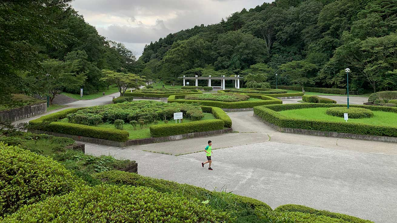 cokoguri - Dainahara Shinrin Koen - Gardens