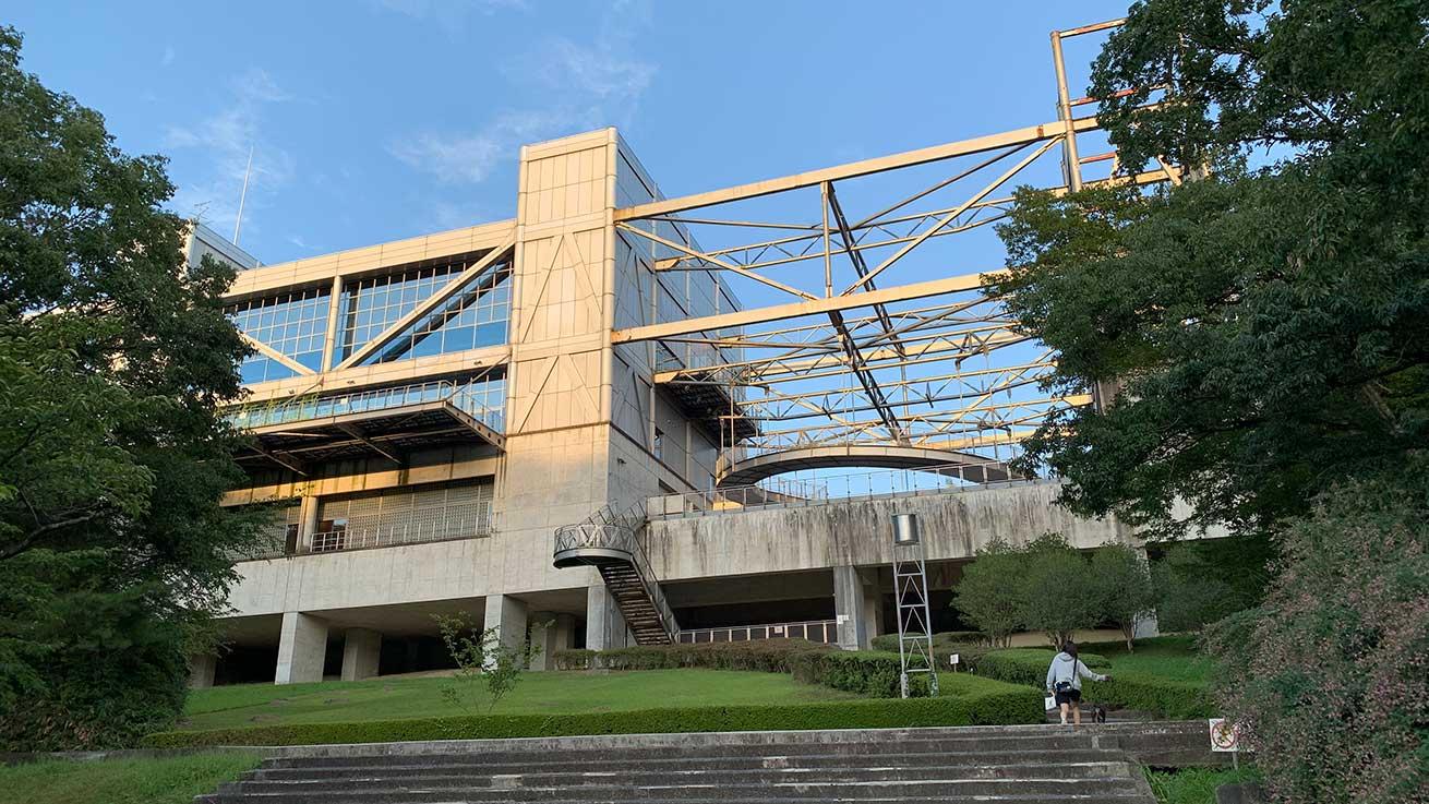 cokoguri - Dainahara Shinrin Koen - Sendai Science Museum