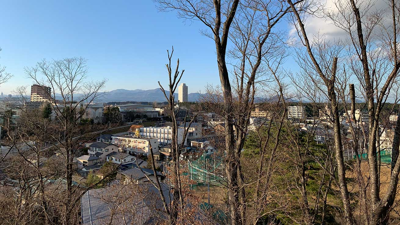 cokoguri - Looking Towards Nakayama