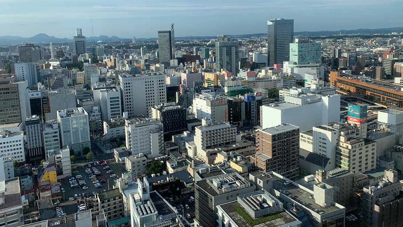 cokoguri - Sendai - the Metropolis of the Tohoku Region