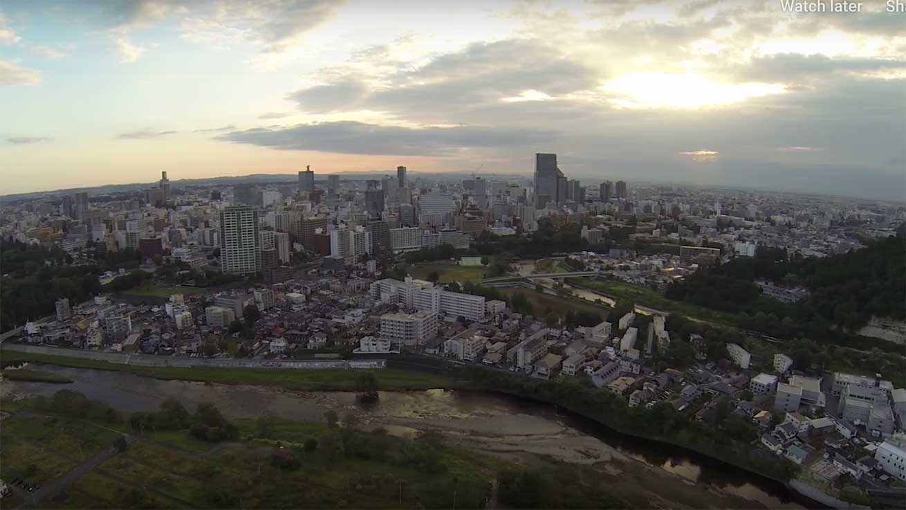 cokoguri - Sendai - A Global Model for Disaster Recovery