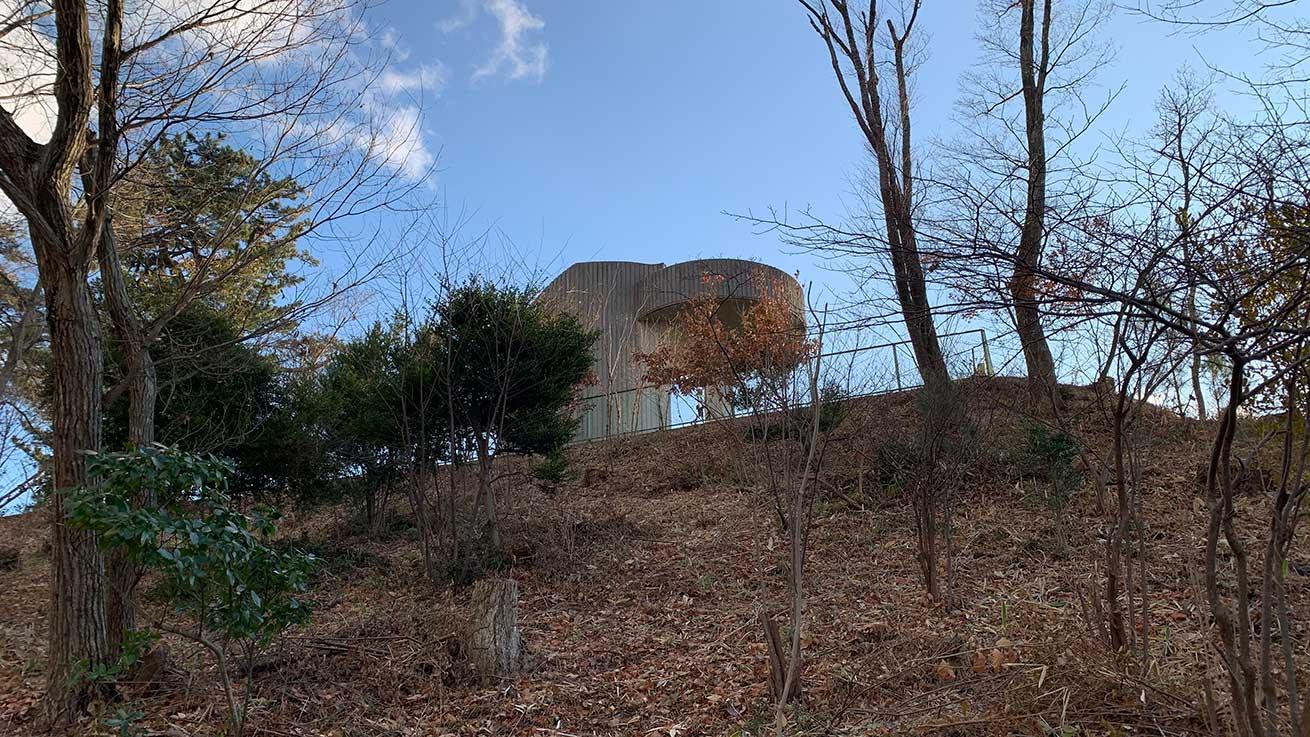 cokoguri - The Lookout at the Top of Komatsushima