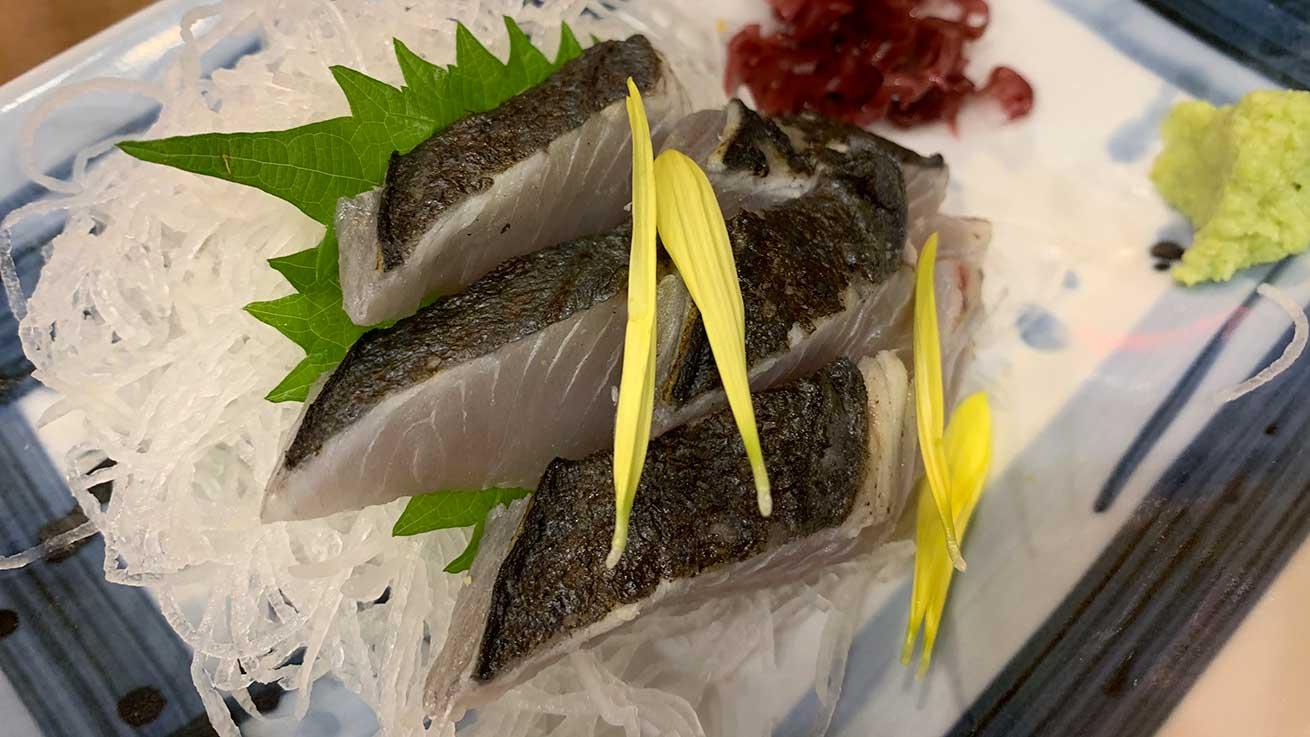 cokoguri - Tuna Sashimi