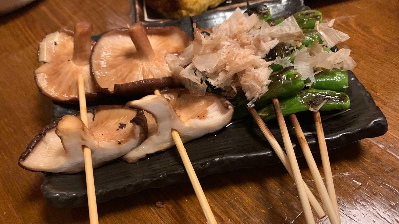 cokoguri - Yakitori Shop Vegetable Skewers