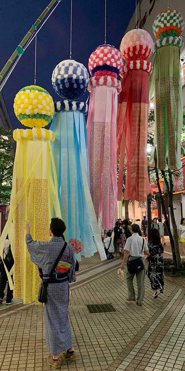 cokoguri - Discover Sendai: Tanabata Festival