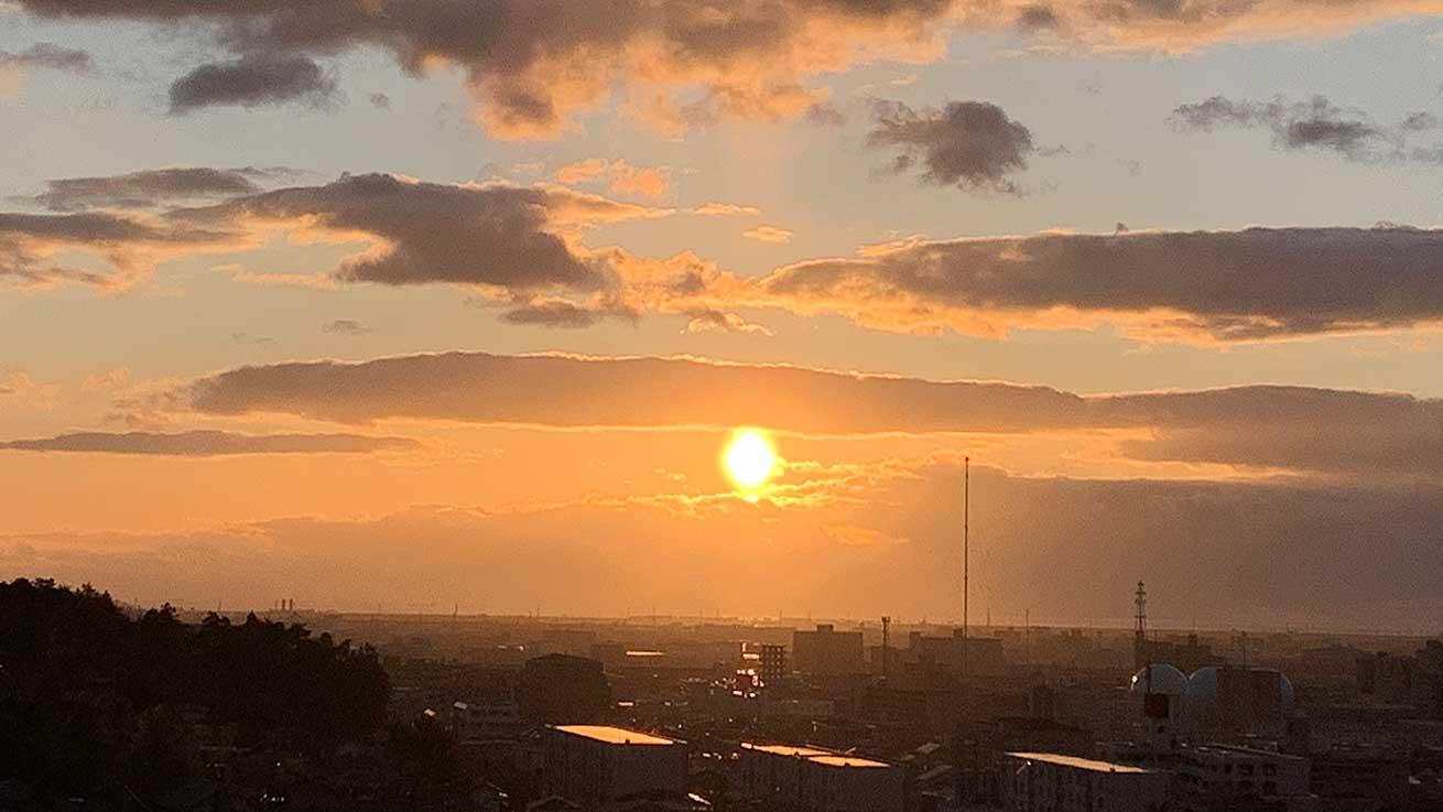 cokoguri - Hatsushinode the First Sunrise of the New Year