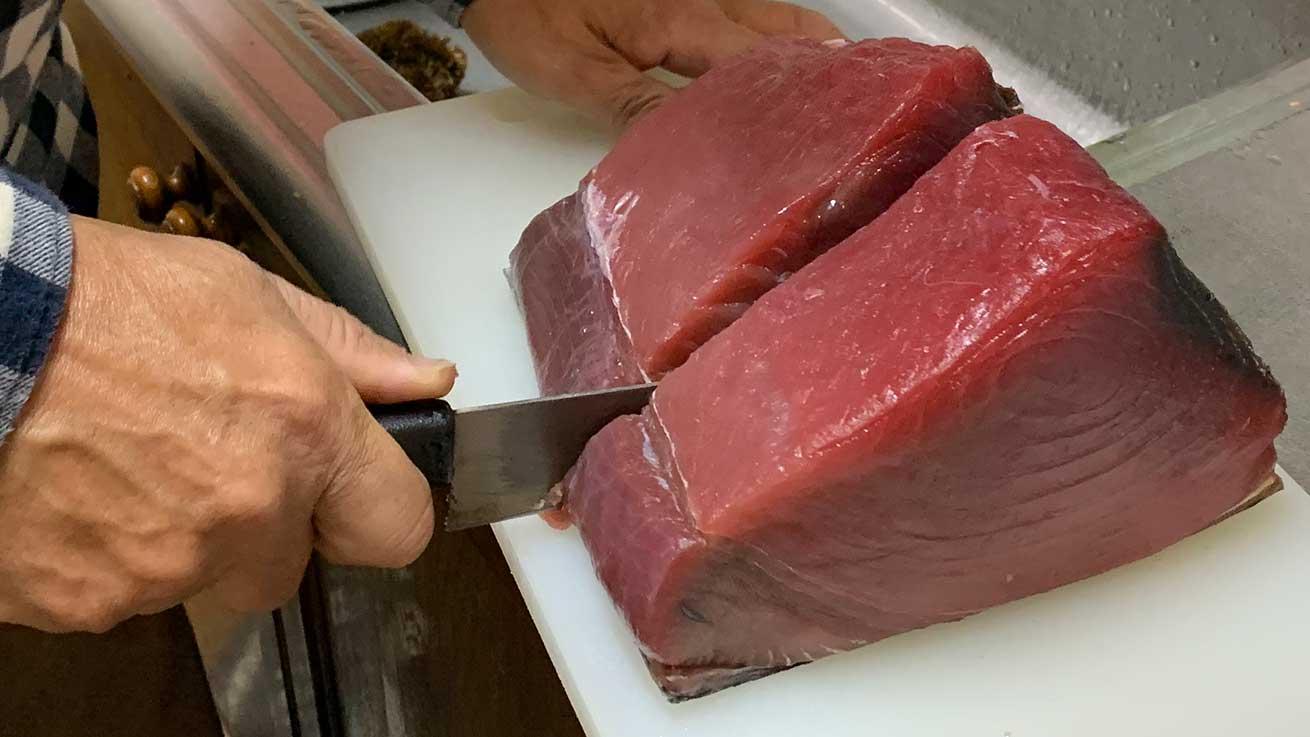 cokoguri - Osechi Ryori Tuna