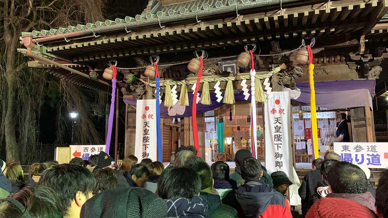 cokoguri - Oshogatsu Hatsumode at Toshogu Shrine