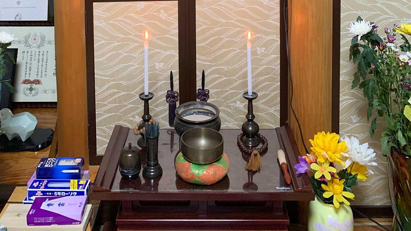 cokoguri - Traditional Japanese New Year Shinto Offerings