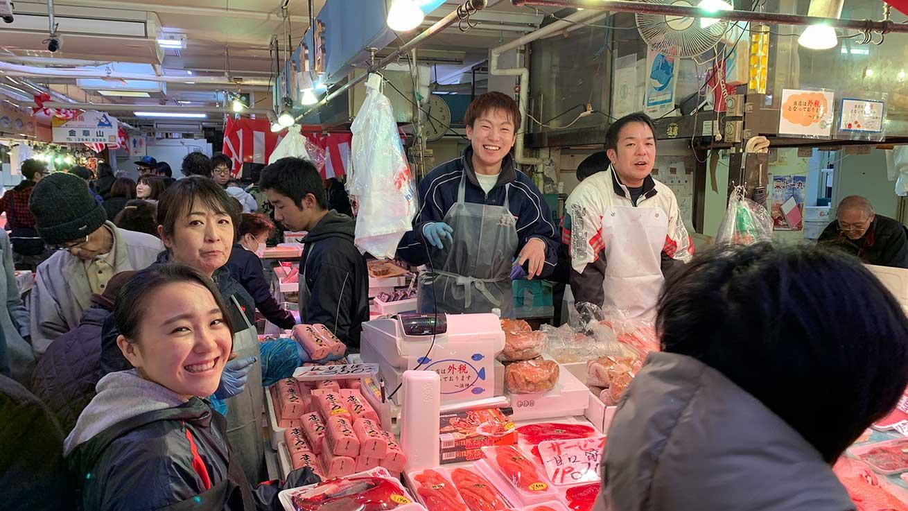 cokoguri - Traditional Japanese New Year Shopping for Osechi Ryori