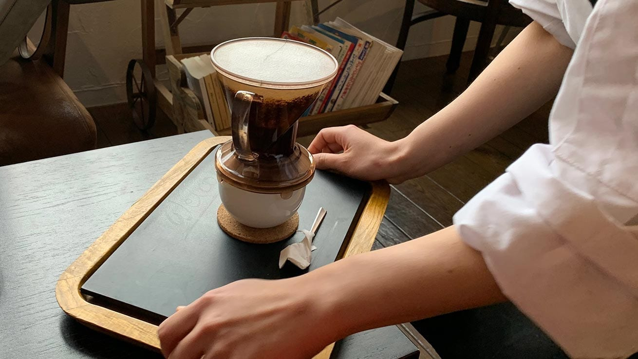 cokoguri - Coffee Culture in Japan - Patisserie Mythique