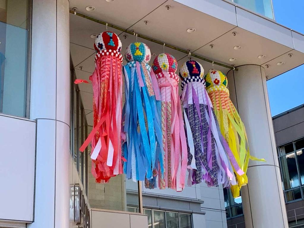 cokoguri - Tanabata at Parco in Sendai