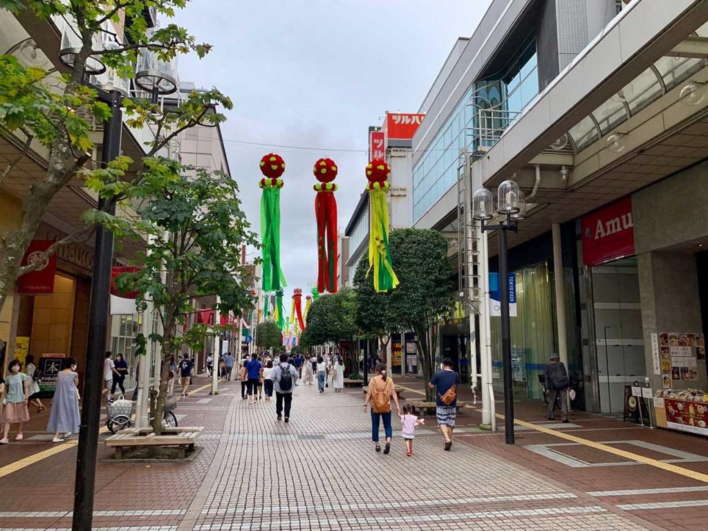 cokoguri - Tanabata at Sunmall Ichibancho